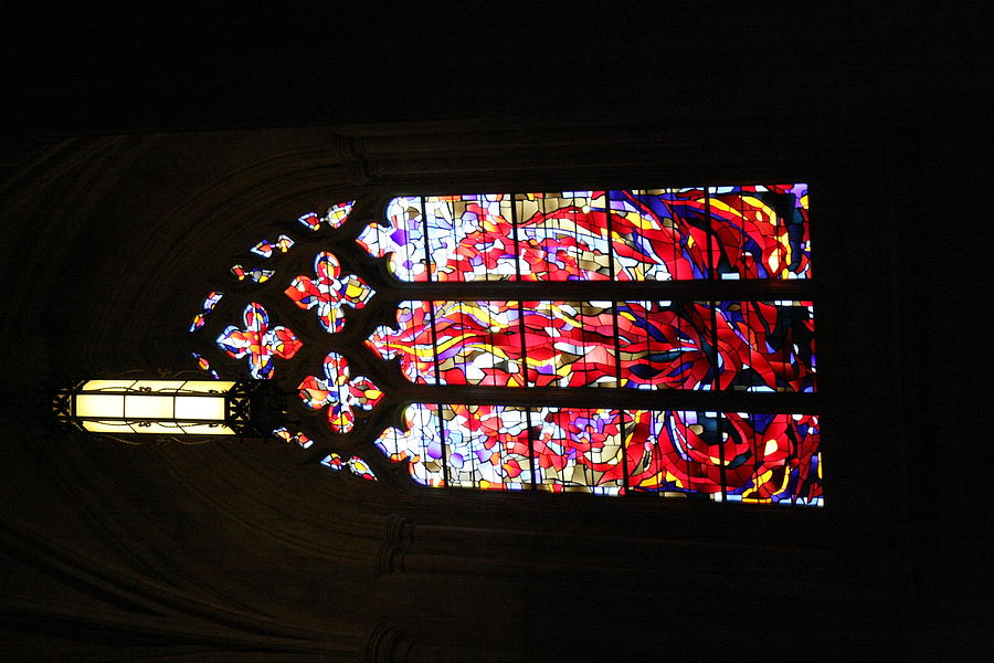 Washington National Cathedral - Washington Dc - 011377 Photograph