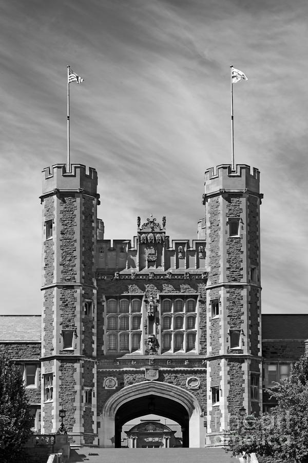 Washington University Brookings Hall Photograph