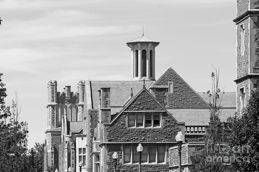 Washington University Gables Photograph  - Washington University Gables Fine Art Print