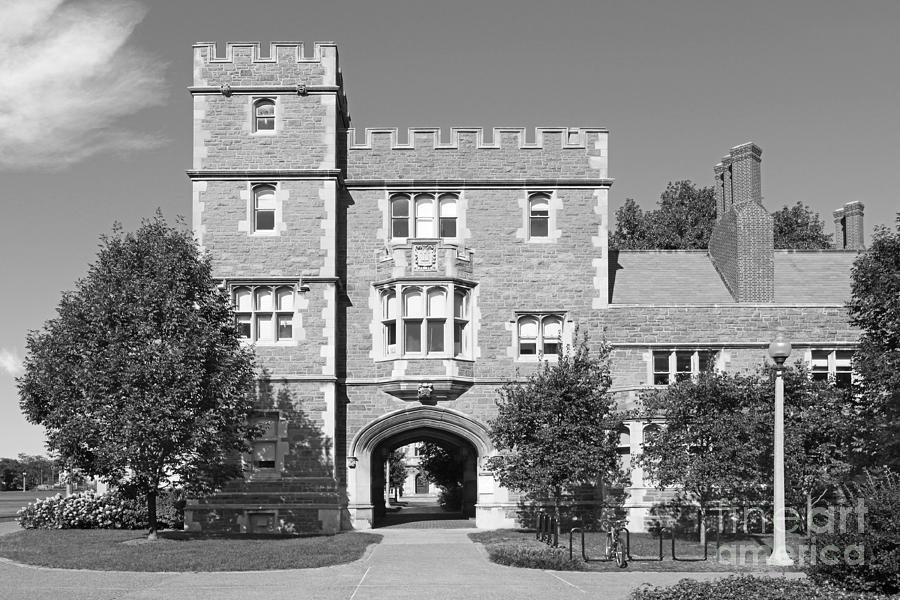 Washington University Mc Millen Hall Photograph