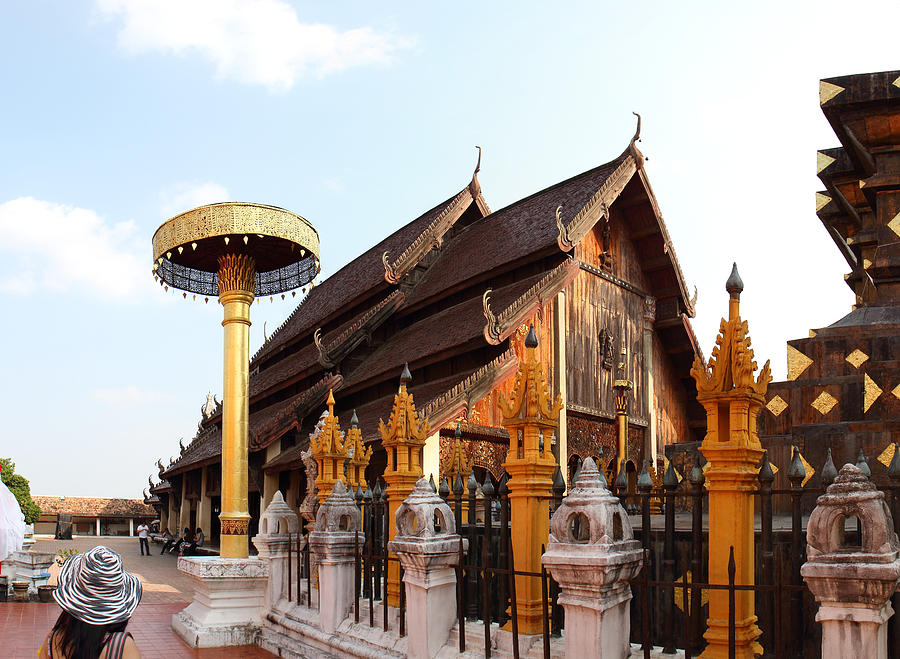 Lampang Luang Thailand  city photos : Lampang Photograph Wat Phra That Lampang Luang Lampang Thailand ...