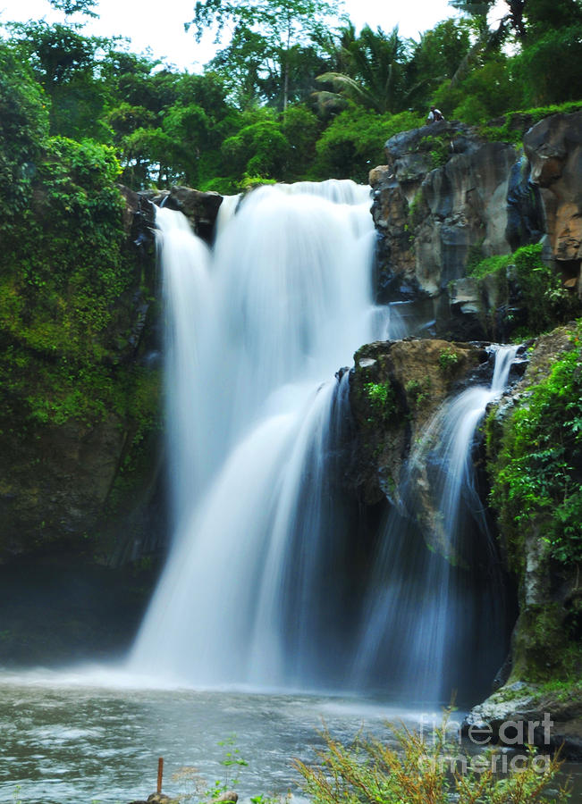 Water Fall Photograph  - Water Fall Fine Art Print
