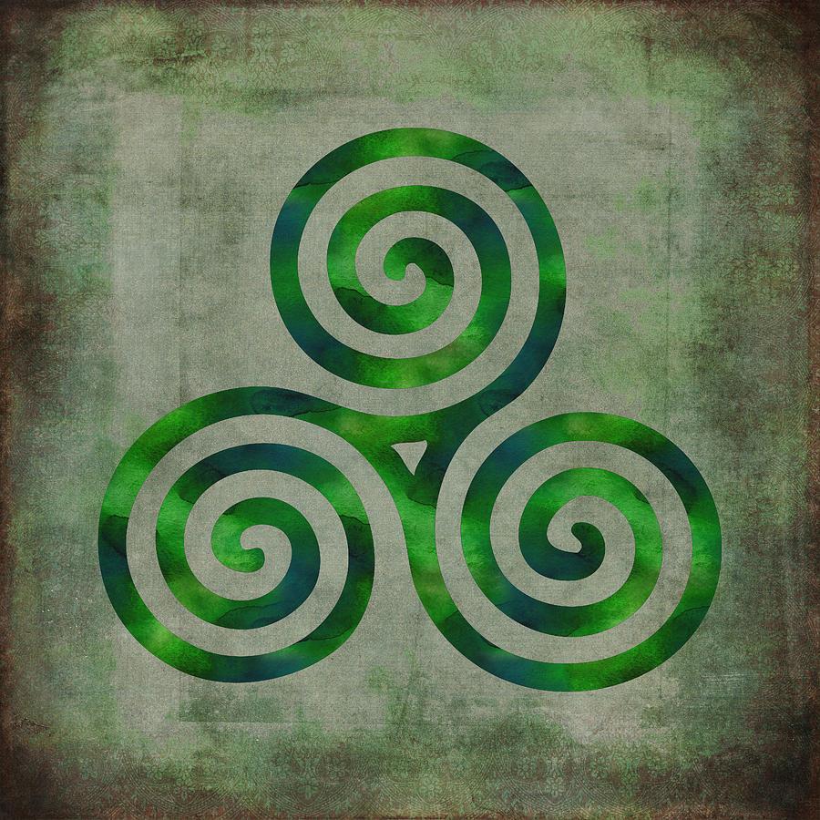 irish symbols coloring pages - photo#16
