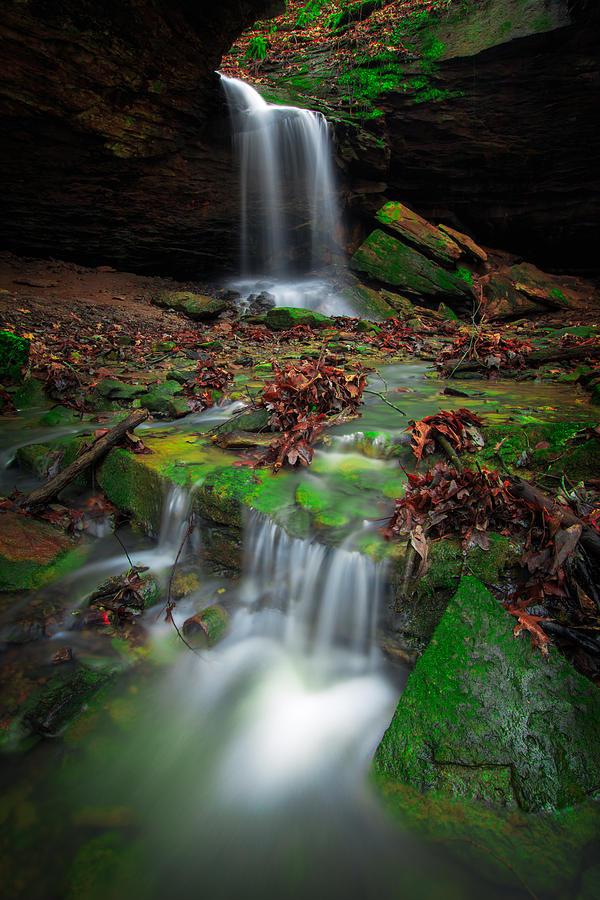 Waterfall 1  Photograph