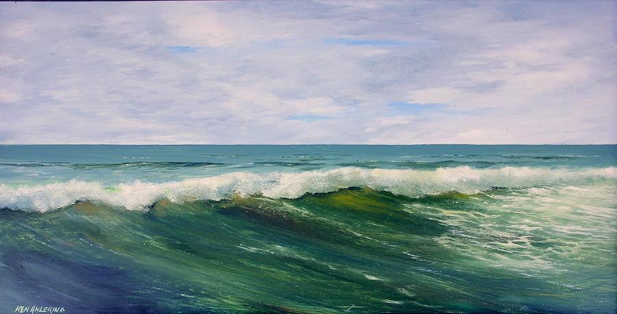 Wavecrest Painting