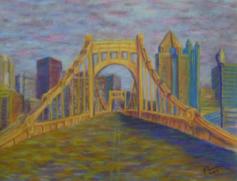 Welcome To Pittsburgh Pastel