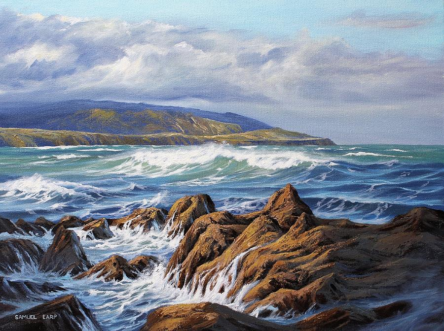 Wellington South Coast Painting
