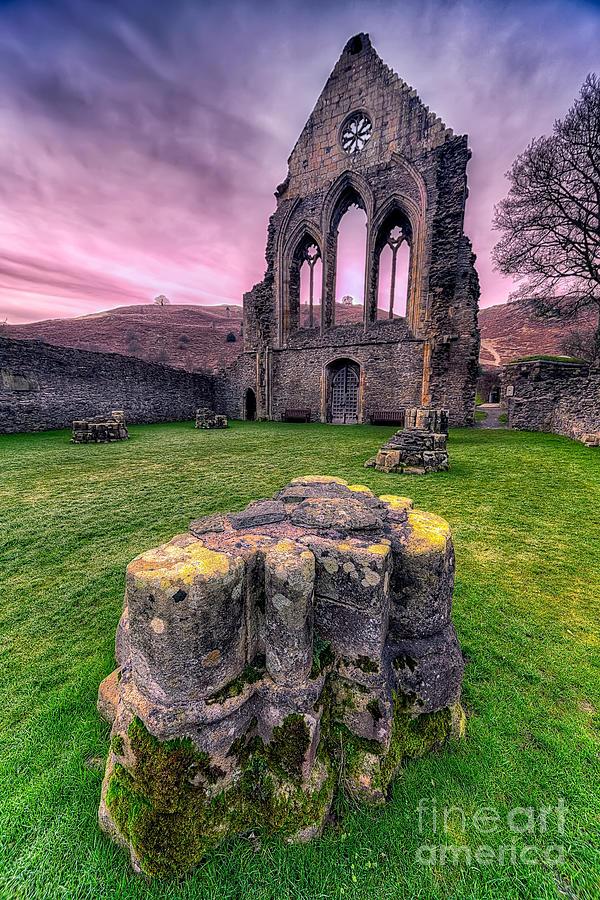Welsh Abbey  Photograph