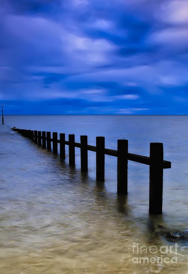 Welsh Seascape Photograph