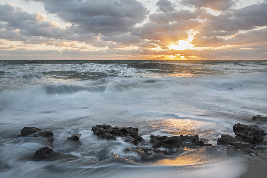 Acrylic Photograph - Were All by Jon Glaser