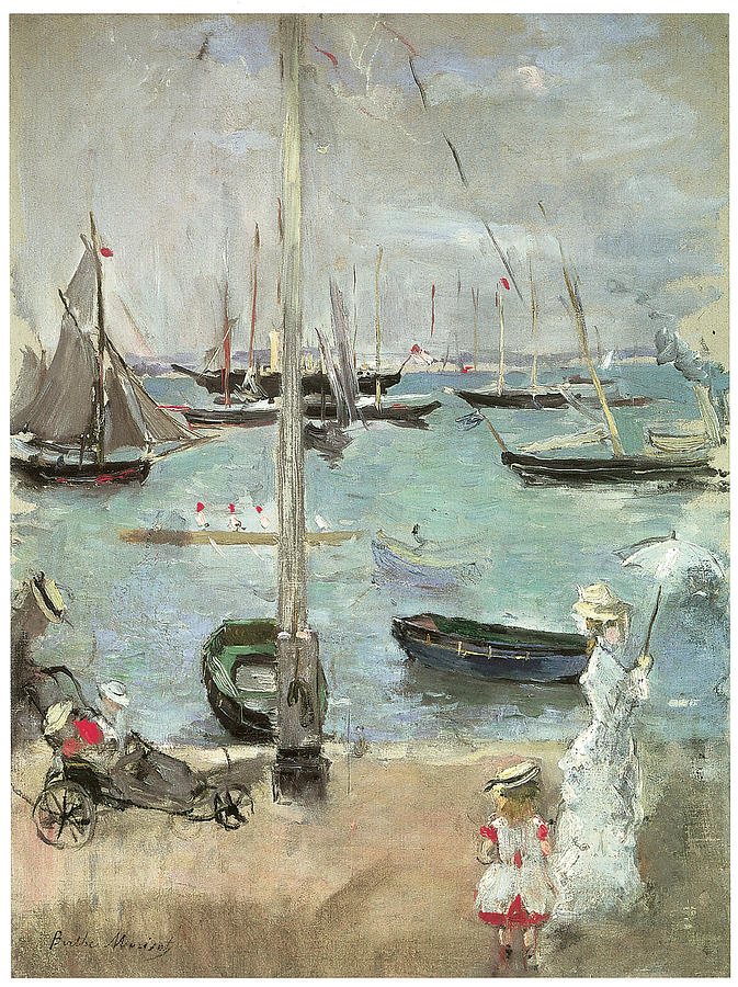 West Cowes Isle Of Wight Painting