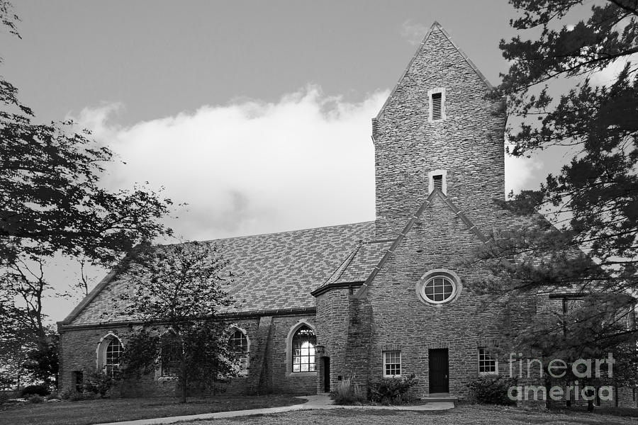 Western College For Women Chapel Photograph
