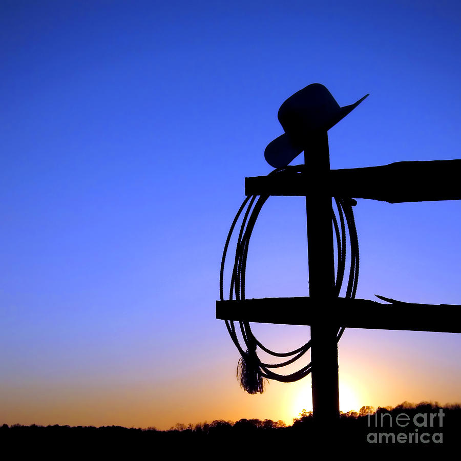 Western Sunset Photograph  - Western Sunset Fine Art Print