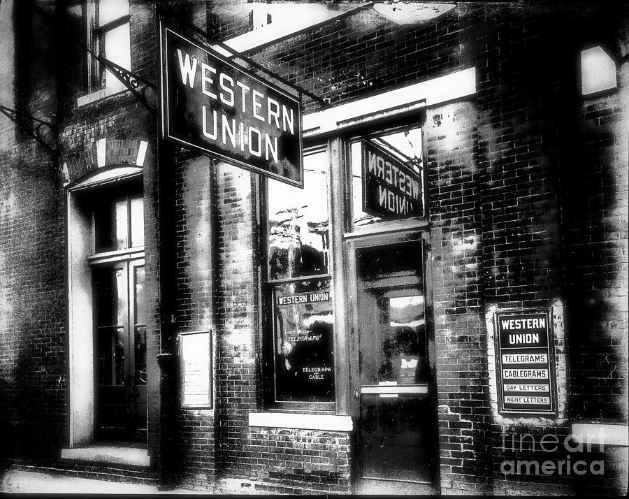 Western Union Redux Photograph