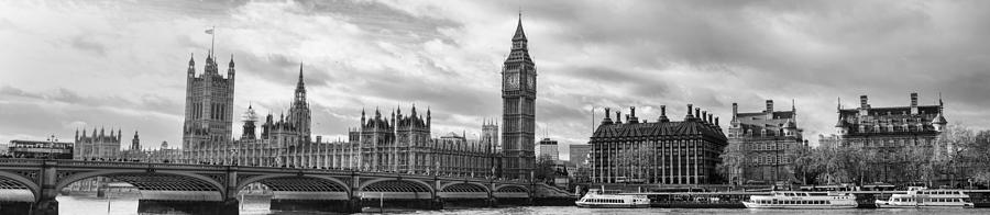 Westminster Panorama Photograph