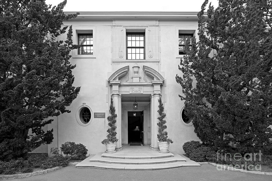 Westmont College Kerrwood Hall Photograph
