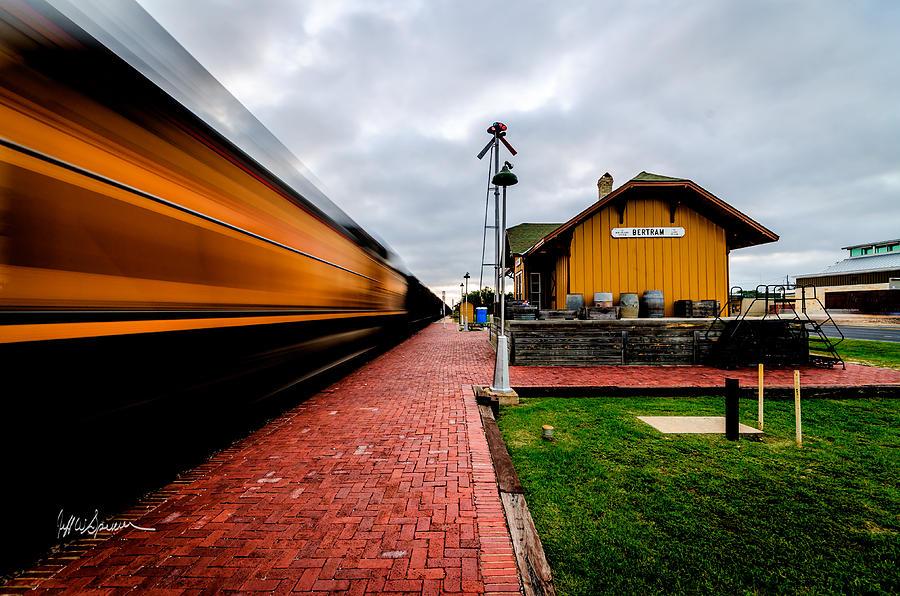 Westward Bound Train Photograph