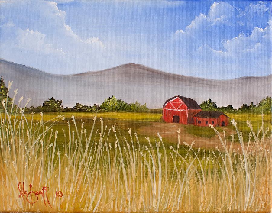 Wheat field | Etsy