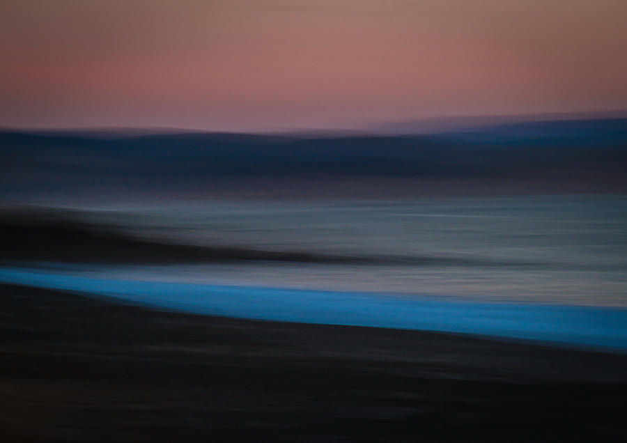 When The Sea Whispers Her Secrets Photograph