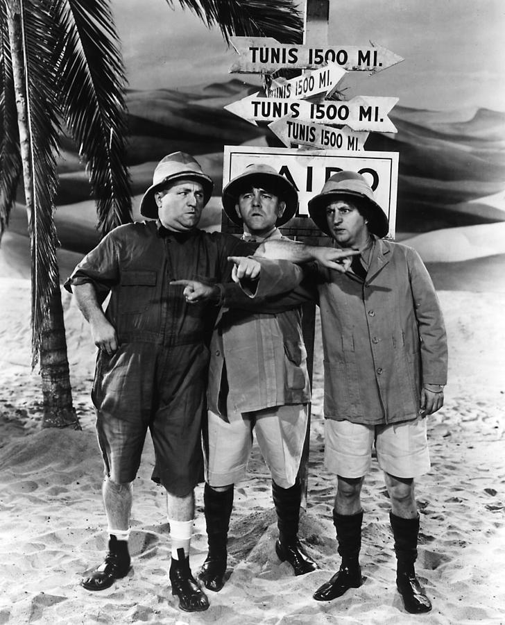 Back to The Three Stooges | Art > Photographs > The Three Stooges ...