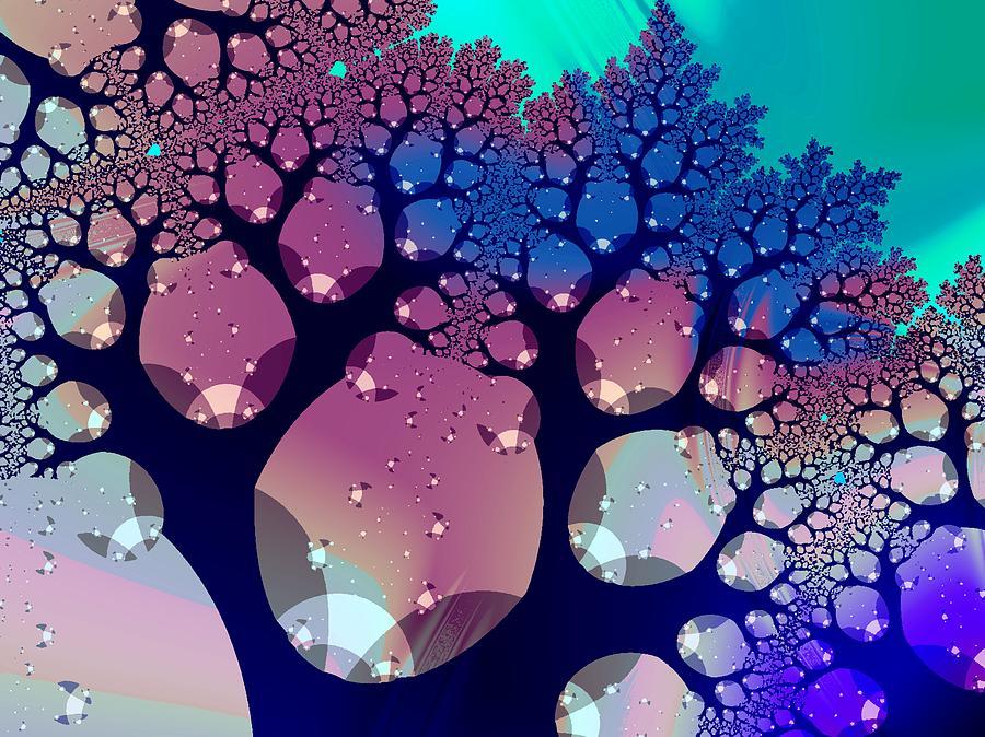 Whimsical Forest Digital Art
