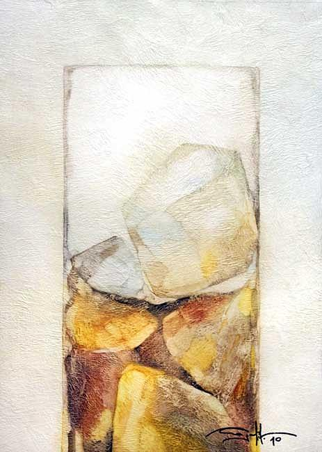 Whisky #2 Painting