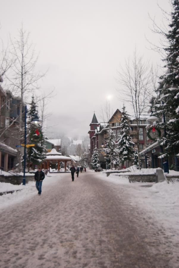 Whistler Street Scene Photograph