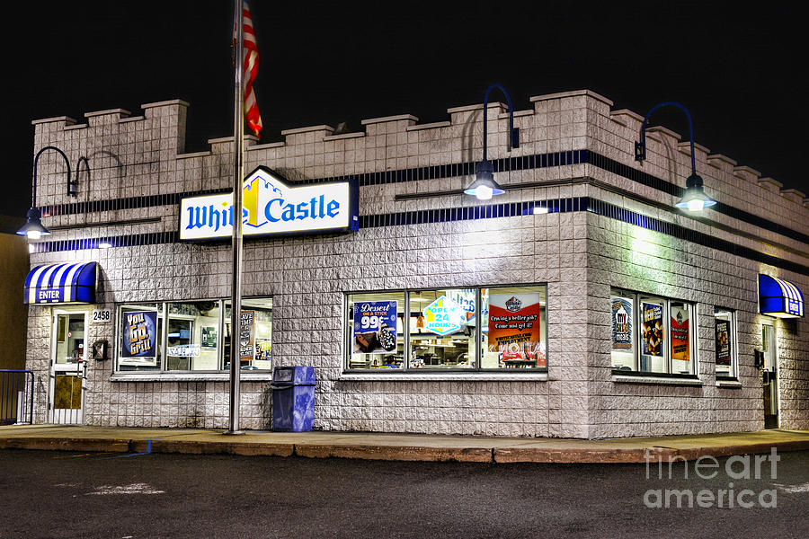 White Castle 2 Photograph