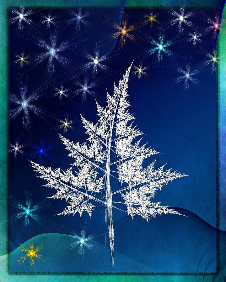 digital art christmas tree - photo #11