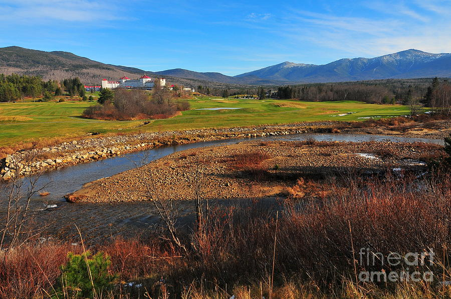 White Mountains Scenic Vista Photograph  - White Mountains Scenic Vista Fine Art Print