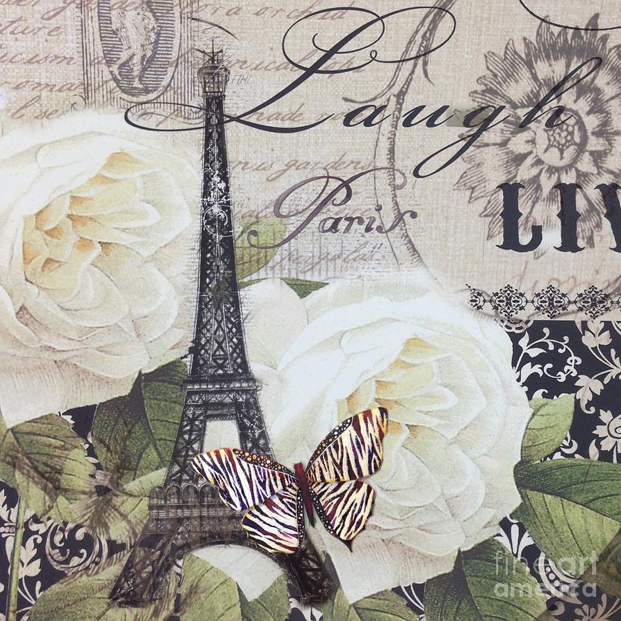 Vintage Paris Prints 90