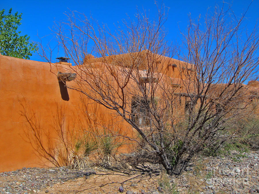 White Sands New Mexico Adobe 02 Photograph  - White Sands New Mexico Adobe 02 Fine Art Print