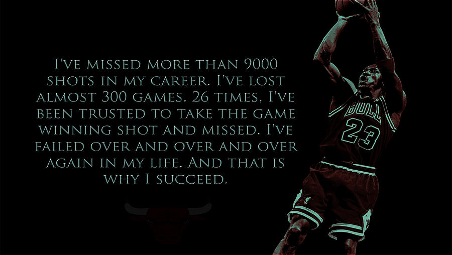 Professional Basketball Player Mixed Media - Why I Succeed by Brian Reaves