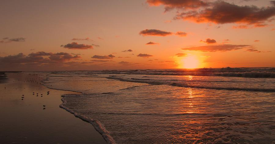 Wildwood Beach Sunrise II Photograph