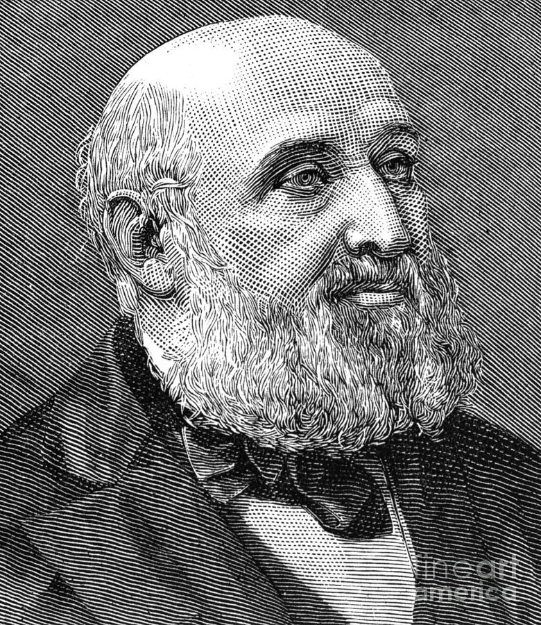 William Farr (1807-1883) Photograph