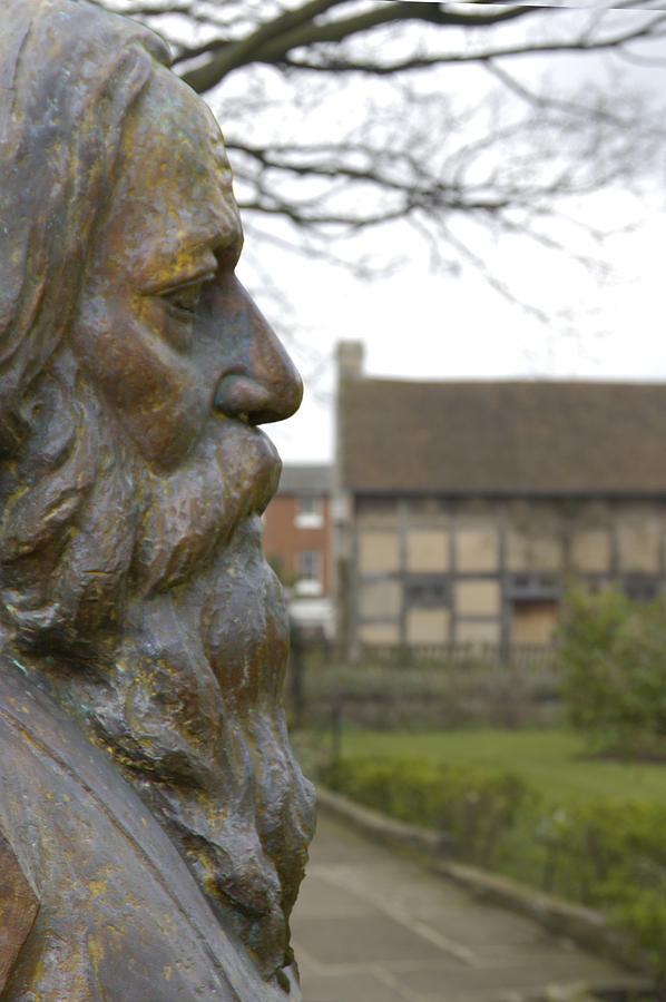 William Shakespeare Home Photograph
