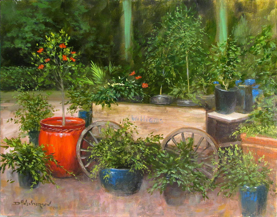 Williams Nursery Painting