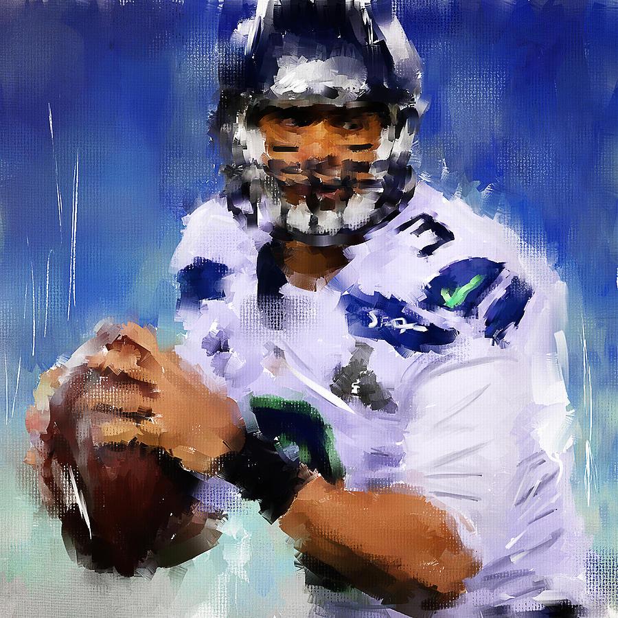 Wilson Winner Painting