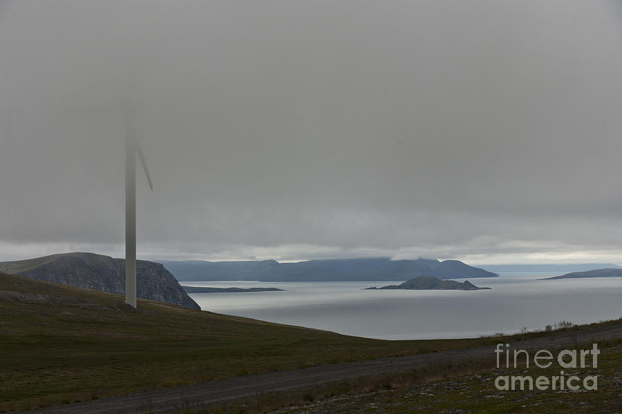 Wind Energy Photograph  - Wind Energy Fine Art Print