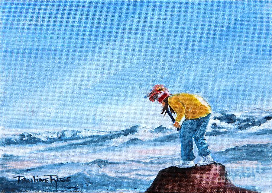 Wind Spirit Painting
