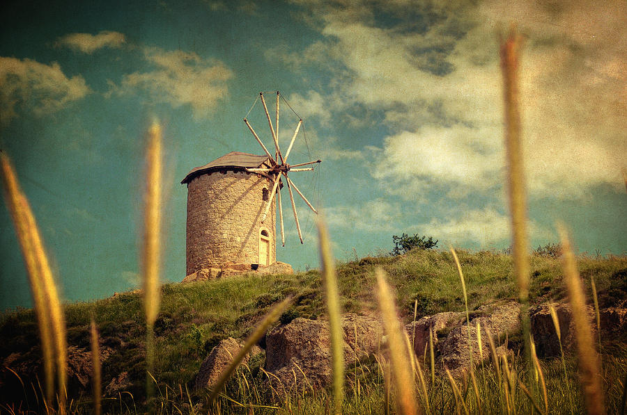 Windmill 14 48 Photograph