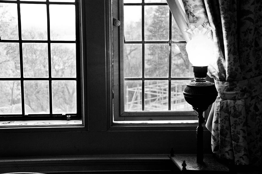 Window Pyrography