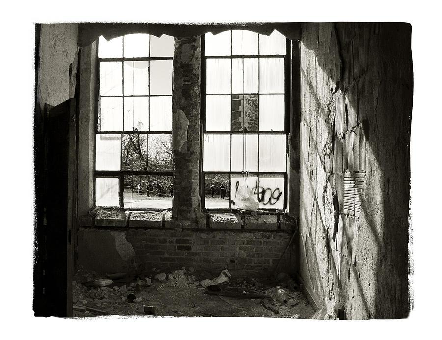 Windows Photograph - Window Light by Tanya Jacobson-Smith