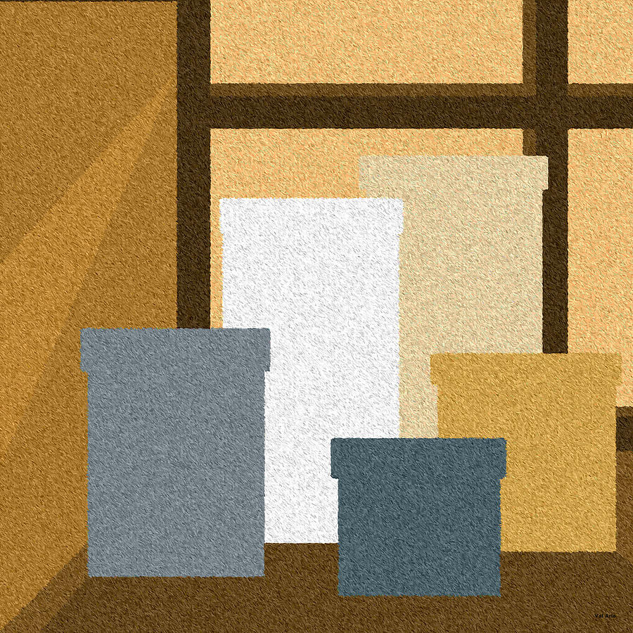 Window Light Digital Art