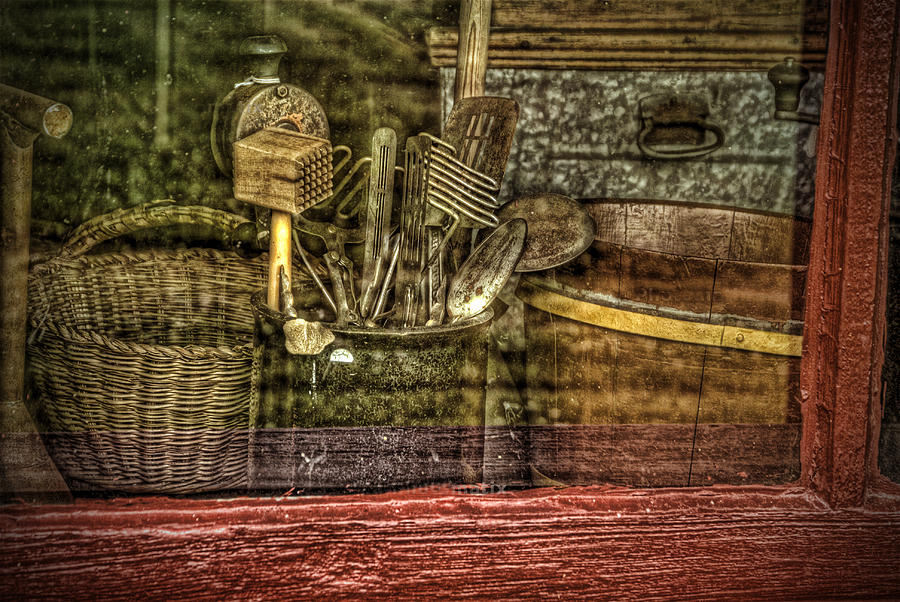 Window Shopping Photograph  - Window Shopping Fine Art Print