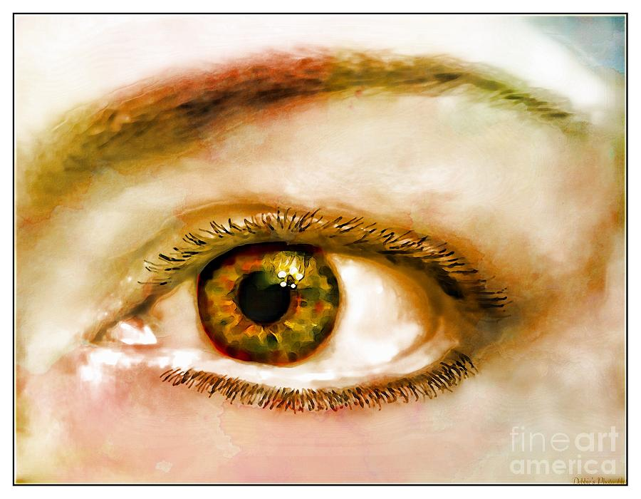 Window To The Soul II Photograph  - Window To The Soul II Fine Art Print