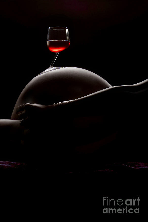 Wine And Women Photograph  - Wine And Women Fine Art Print