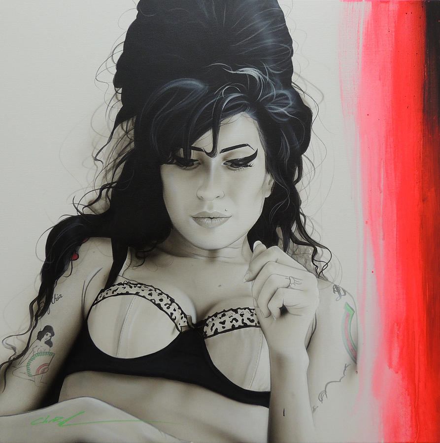 winehouse Painting