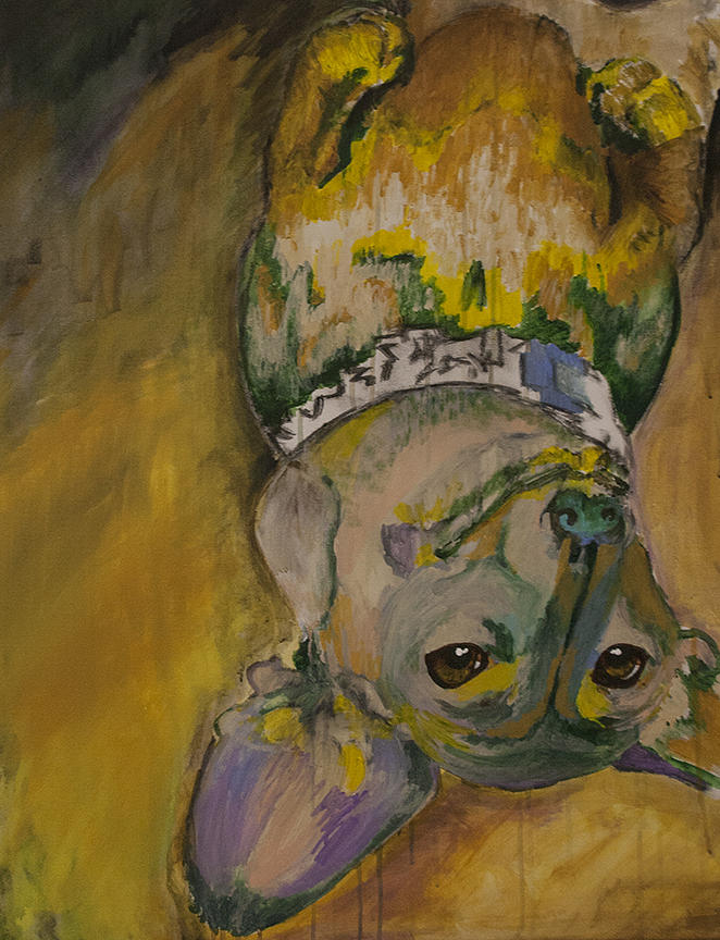 Winnie Painting