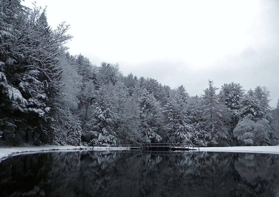 Winter At Clear Creek Photograph